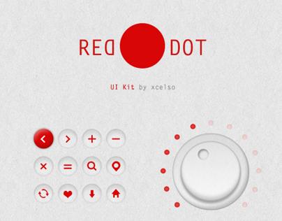 Red Dot - UI Kit