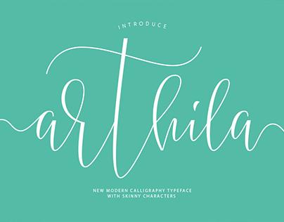 Arthila Script