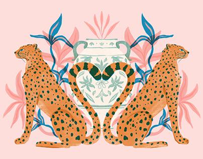 Cheetah Symmetry