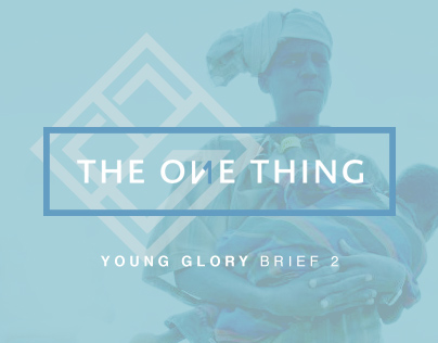 Young Glory 2 | The One Thing
