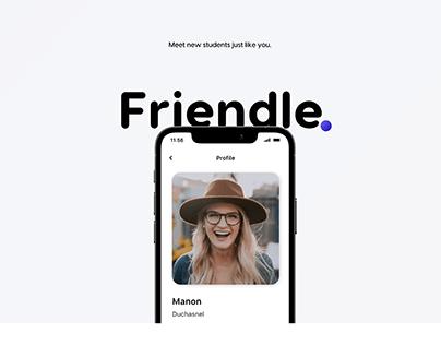 Friendle | Mobile