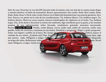 Print. BMW Salón del Automóvil