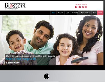 Blossom Care Network Website