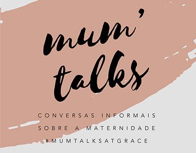 MUM TALKS AT GRACE BABY&CHILD