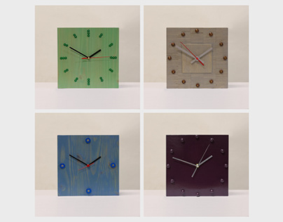 More clocks