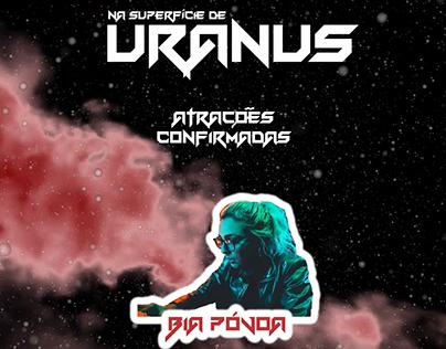 Na Superfície de Uranus - Vídeo Instagram