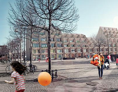 MIRO architects - Katrineholm / Sweden