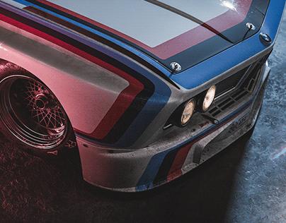 Batmobile | Full CGi