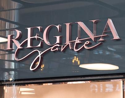 Regina Gante - Identidade Visual