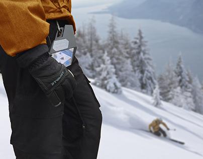 Vetro/Ski GPS