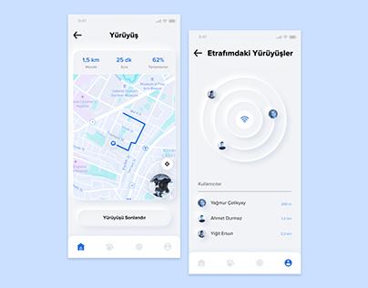 Pati İzi Mobile App