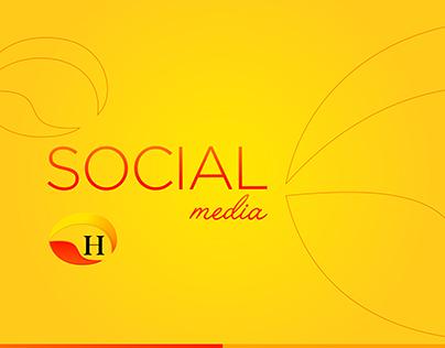 Social Media • Hortyfrios