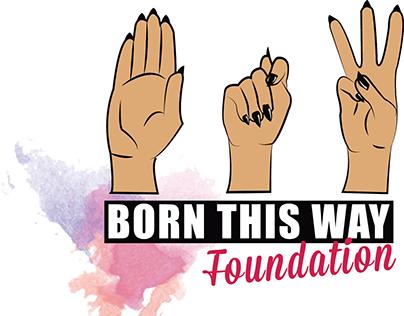 Born This Way Foundation Brand Book