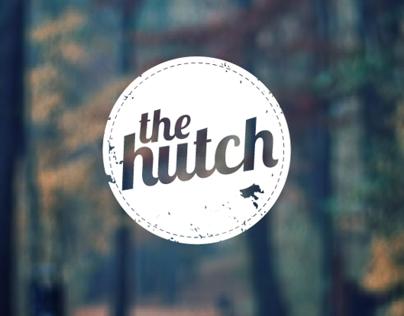 Logo Design for 'the Hutch'