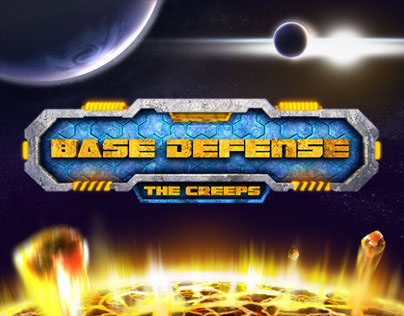 Base Defense 3D iOS Game