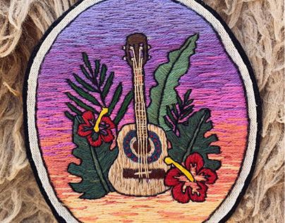 cavaquinho embroidery