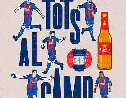 Estrella Damm / F.C. Barcelona