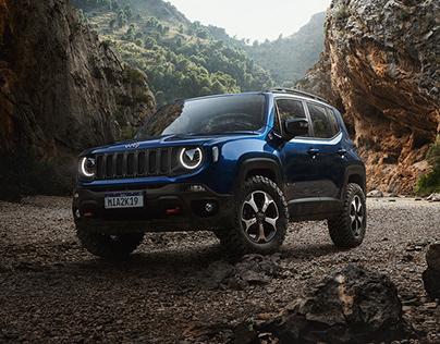Jeep Renegade - Mallorca