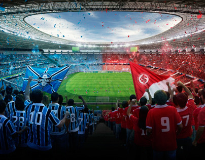 Tim Stadium - Inter x Gremio
