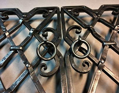 Fireplace Grille