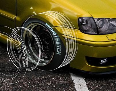 ZeroStretch Wheels, a new tires design by Tom Rowley