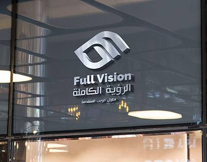 Full Vision Logo Design