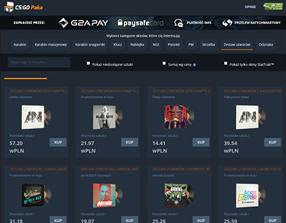 CSGOPaka | Online Shop