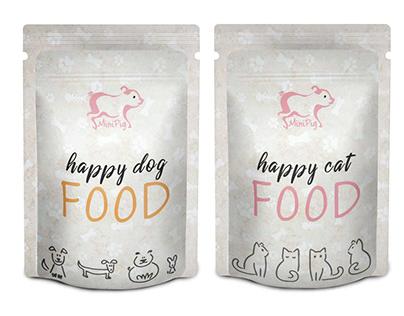 Brending - packaging design, logo, print design