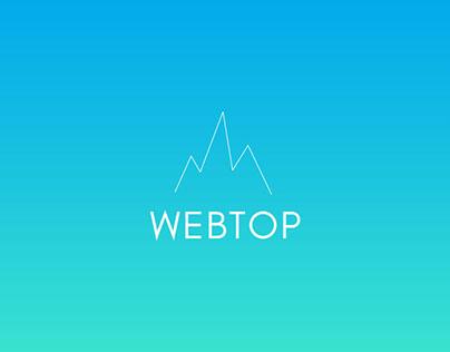 Webtop Studio Landing page