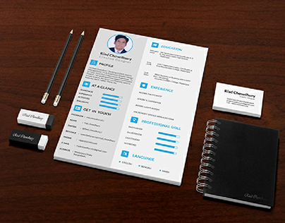 Resume Template / CV Template