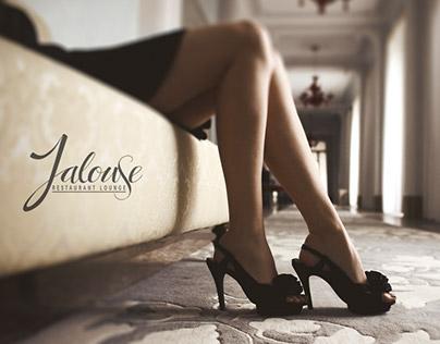 Jalouse Resto-Lounge: brand guide, web + social media