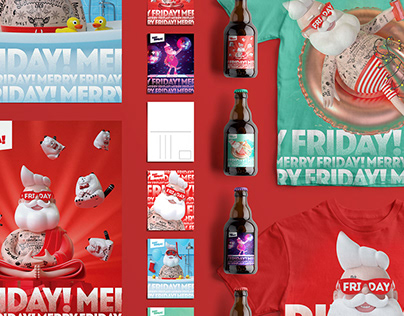 Friday! TV-channel holiday gift set
