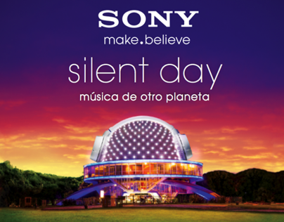 SONY Silent Party