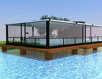 Design Communication - Glass House