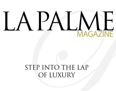 LaPalme Magazine Banners 2013
