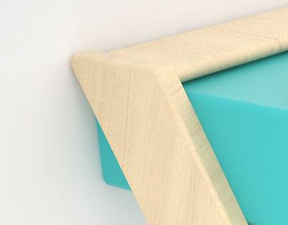 Furniture Design : Shichi Desk