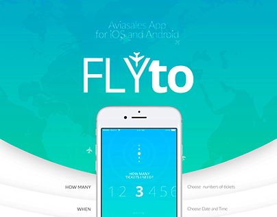FLY to - Aviasales App