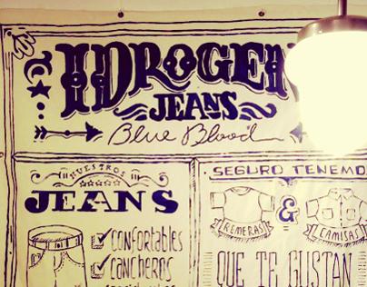 Idrogeno Jeans Stores