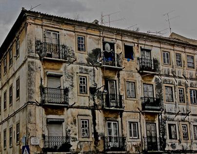 Ruínas & Fachadas (Lisboa III)