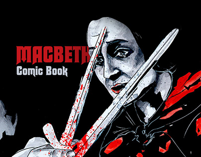 Macbeth // Comic Book