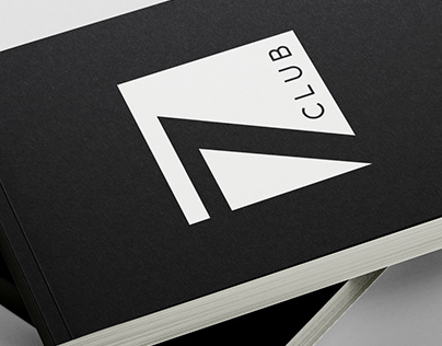 7 club. Notebook Design