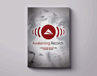 "Awakening Records Magazine "" unofficial project """