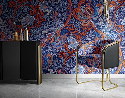 Endless Enigma Collection, Interior design