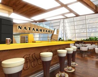 CAFE NATAKHTARI 2012