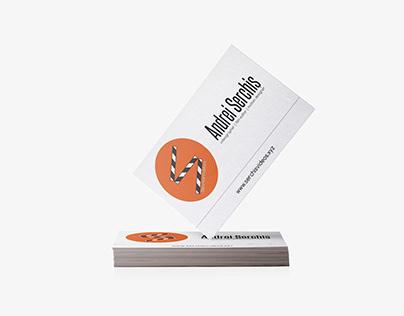 Business Card - Andrei Serchis
