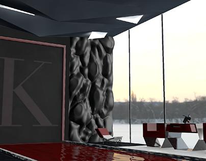 DBH: Kamski's Room
