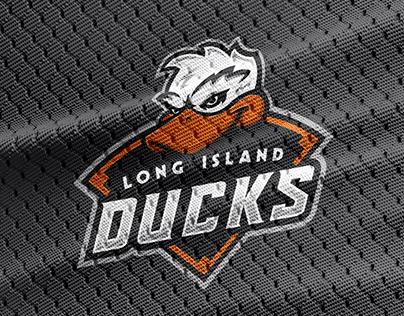 Long Island Ducks Redesign