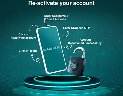 Re-active Your Account