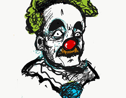 Clown Dad
