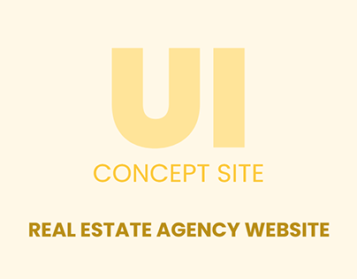 Real Estate Agency Web Template
